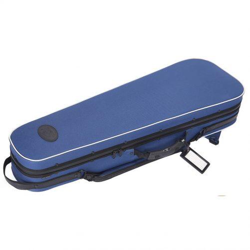 Pedi Case Violin Streamliner Blue P100BL