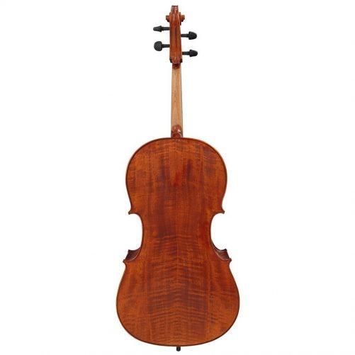 Hidersine Piacenza Cello Back