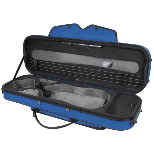 Pedi Case Violin Blue 9100BL-disc