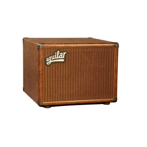 "Aguilar Speaker Cabinet DB Series 12"" Chocolate Thunder DB112CT"