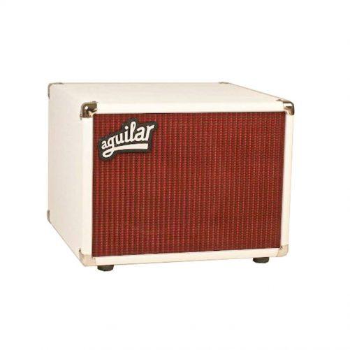 "Aguilar Speaker Cabinet DB Series 12"" No Tweeter White Hot DB112NTWH"