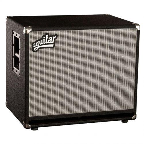 Aguilar Speaker Cabinet DB Series 1x15 - 8 ohm - Classic Black DB115CB