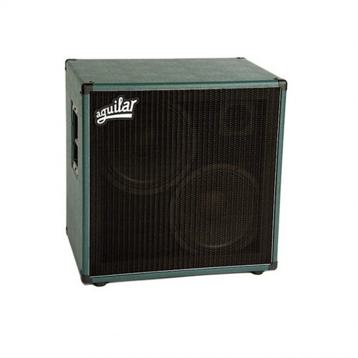 Aguilar Speaker Cabinet DB Series 2x12 Monster Green DB212MG4