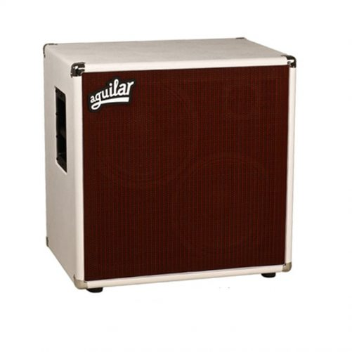 Aguilar Speaker Cabinet DB Series 2x12 White Hot DB212WH