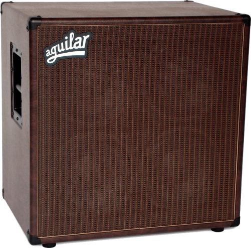 Aguilar Speaker Cabinet DB Series 4x10 Chocolate Thunder