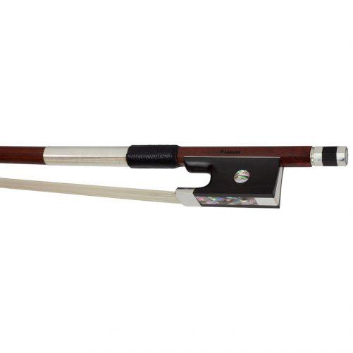 Hoyer Violin Bow No 20 Master Series Silver 1a Pernambuco Octagonal 5120A
