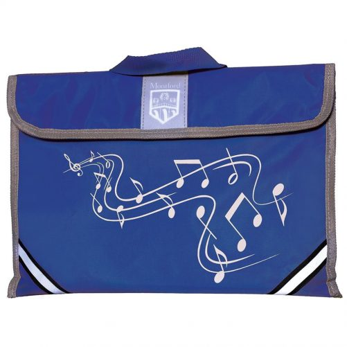 Montford Music Carrier Blue MFMC1BL