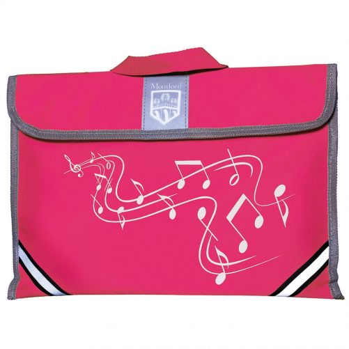 Montford Music Carrier Pink MFMC1PK