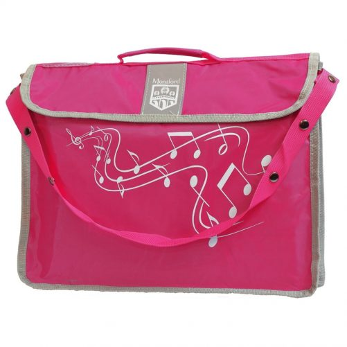Montford Music Carrier Plus Pink MFMC2PK