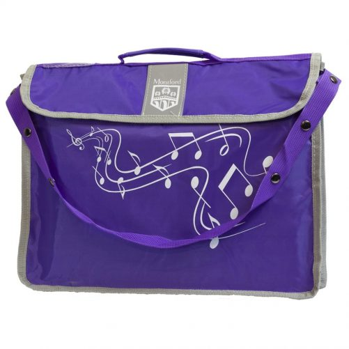 Montford Music Carrier Plus Purple MFMC2PR