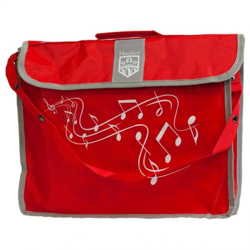Montford Music Carrier Plus Red MFMC2R