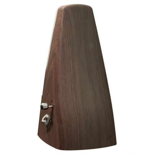 Montford Metronome Pyramid - Satin Wood Finish MFMT30