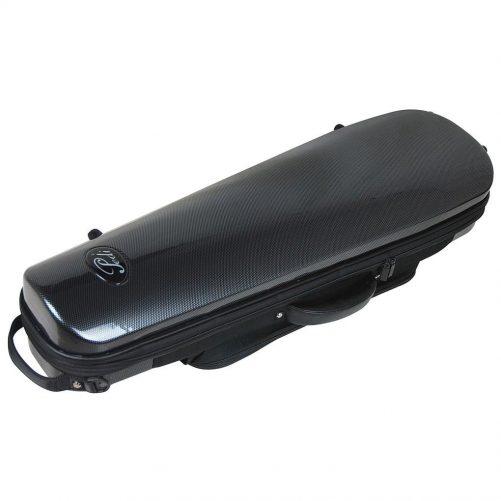 Pedi Case Violin Steelshield Black P320VBK