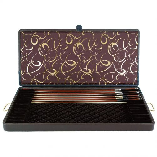 Pedi Bow Case. 15 Bow Display Case PBTS15