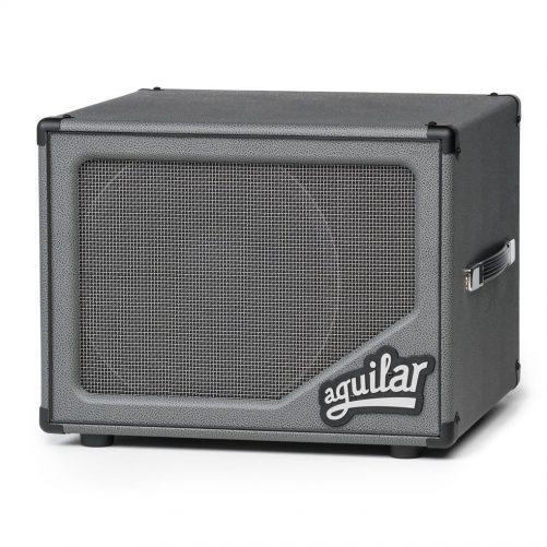 "Aguilar Speaker Cabinet ""Dorian Gray"" SL Series Lightweight 112 SL112DG"