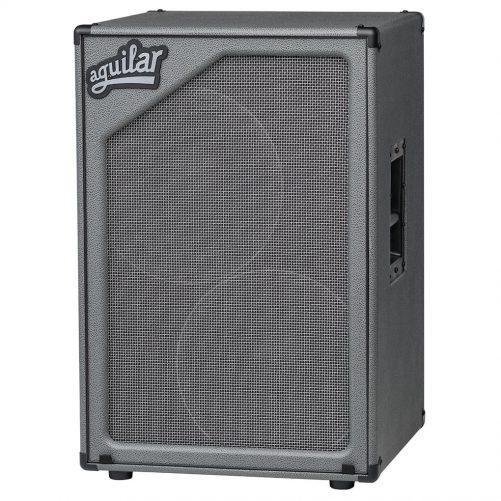 "Aguilar Speaker Cabinet ""Dorian Gray"" SL Series Lightweight 212 SL2124DG"
