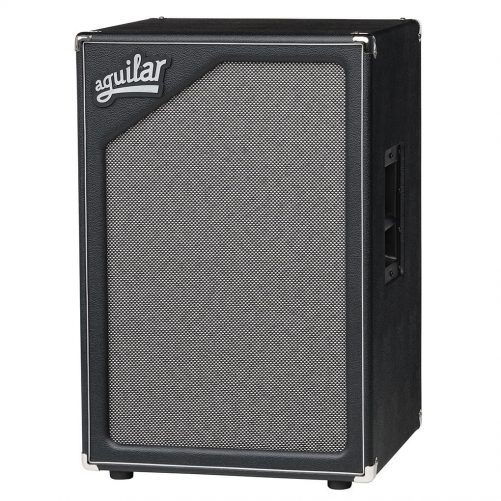"Aguilar Speaker Cabinet ""Black"" SL Series Lightweight 212 SL2124"