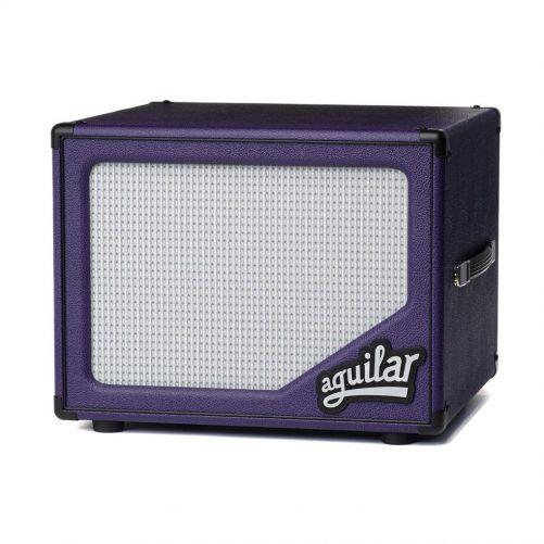 Aguilar Speaker Cabinet Royal Purple SL Series Lightweight 12 SL112RP