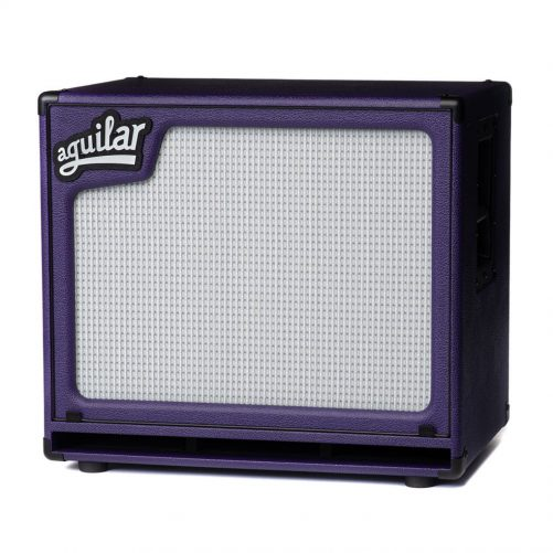 Aguilar Speaker Cabinet Royal Purple SL Series Lightweight 115 4ohm SL1154RP
