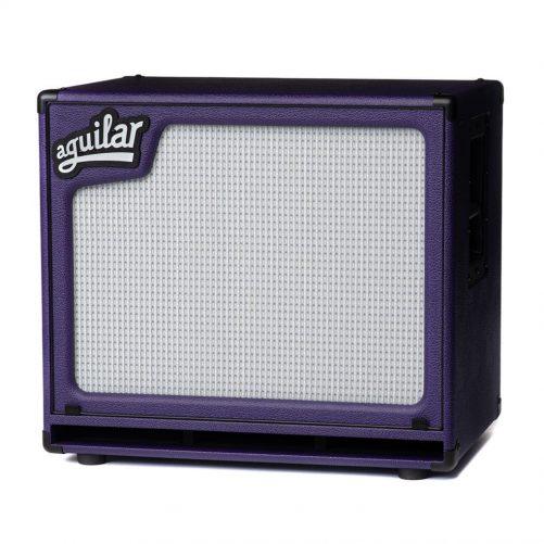 Aguilar Speaker Cabinet Royal Purple SL Series Lightweight 115 8ohm SL115RP