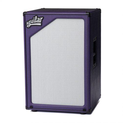 Aguilar Speaker Cabinet Royal Purple SL Series Lightweight 212 4 ohm SL2124RP