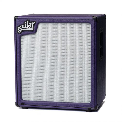 Aguilar Speaker Royal Purple Cabinet SL Series Lightweight 410 8ohm SL410XRP