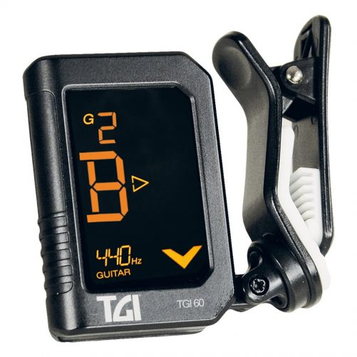 TGI Tuner Digital Clip On - Guitar/Bass TGI60
