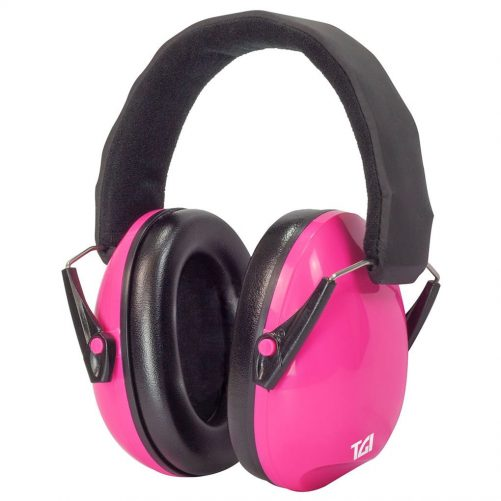 TGI Junior Ear Defenders - Pink TGIED1PK