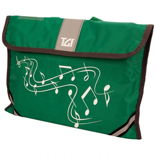TGI Music Carrier Green TGMC1G