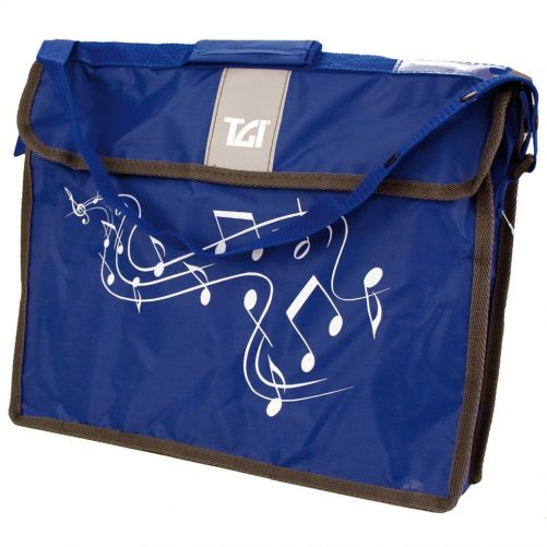 TGI Music Carrier Plus Blue TGMC2BL