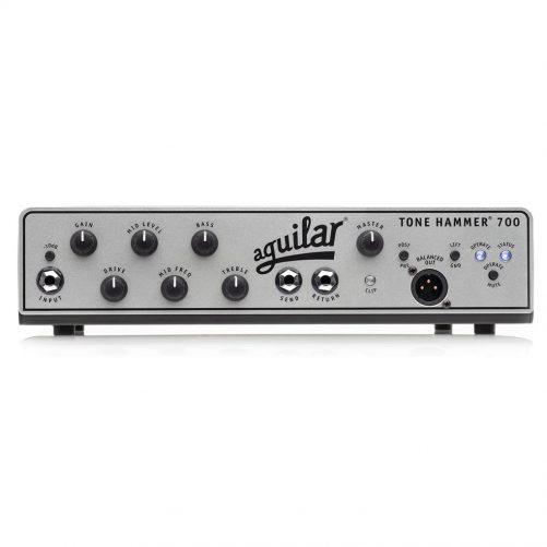 Aguilar Amplifier Tone Hammer 700 Head TH700