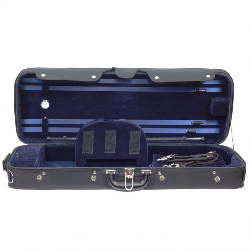 "Hidersine Case Viola Oblong - Adjustable 14-16"" VA202"