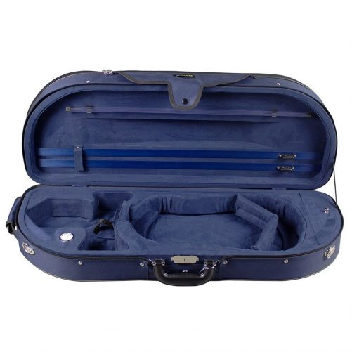 Hidersine Case Viola Super Light D-Shaped VLA102