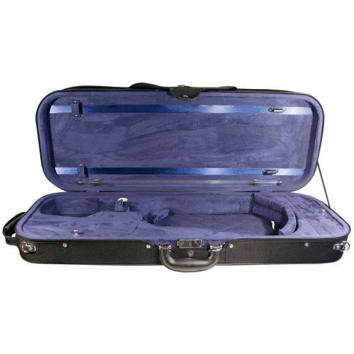 Hidersine Case Viola Super Light Oblong VLA103