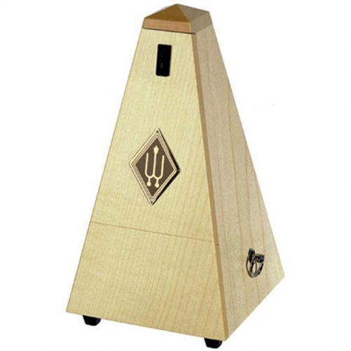 Wittner Metronome. Wooden. Natural Maple Matt Silk W807A