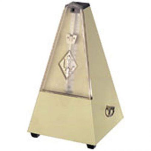 Wittner Metronome. Plastic. Ivory White W807K