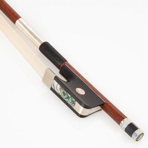 H.Delille Carbon fibre double bass bow.