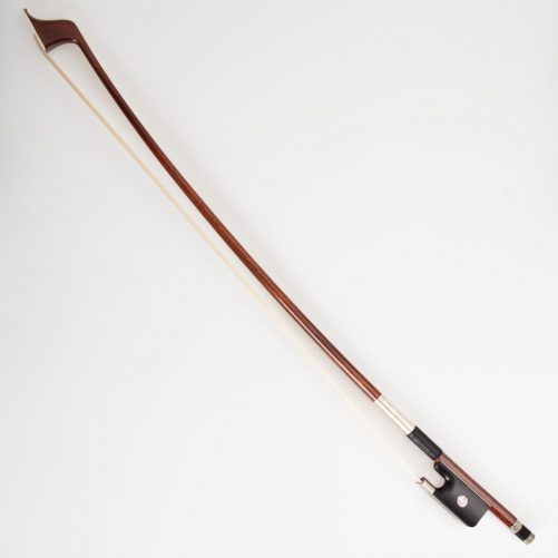 H. Delille 3/4 Carbon fibre double bass bow