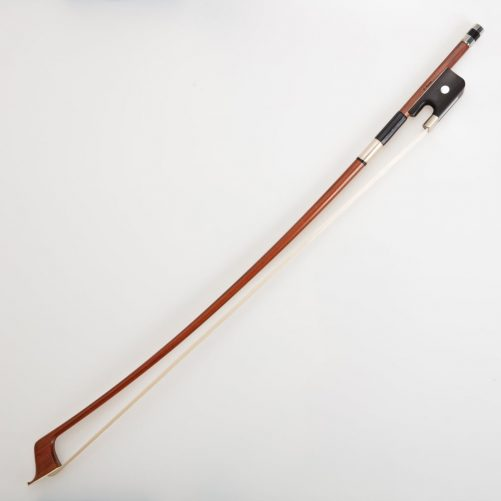 G.Werner 3/4 double bass bow French pattern