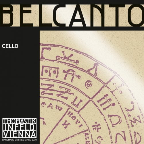 Thomastik Belcanto Cello Strings