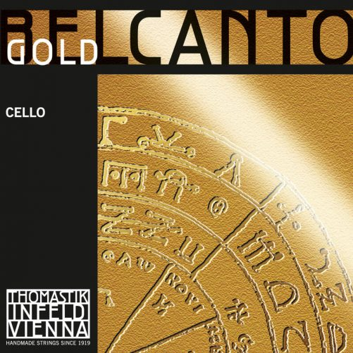 Thomastik Belcanto Gold Cello Strings
