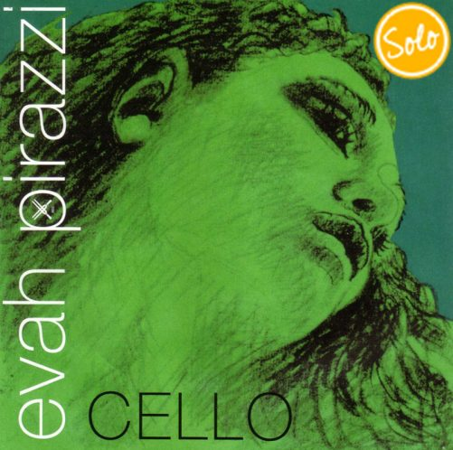 Evah Pirazzi Soloist Cello Strings