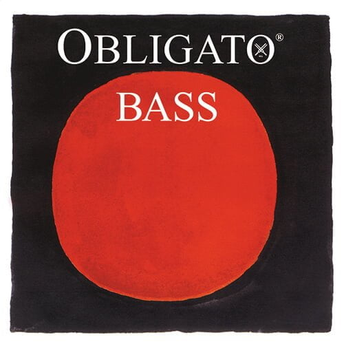 Obligato Solo Double Bass Strings