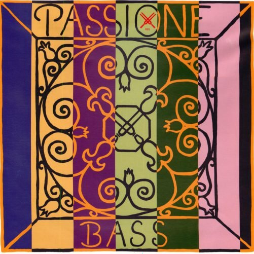 Passione Solo Double Bass Strings