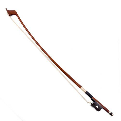 Joh.Schneider 3/4 Brazilwood bow full length image