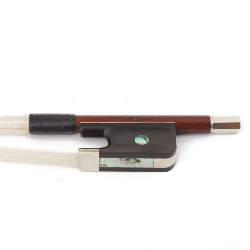 G.Werner 4/4 Cello bow Frog end