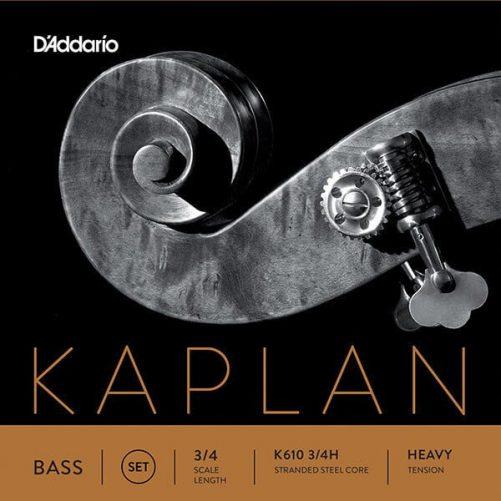 D'Addario Kaplan Double Bass Strings
