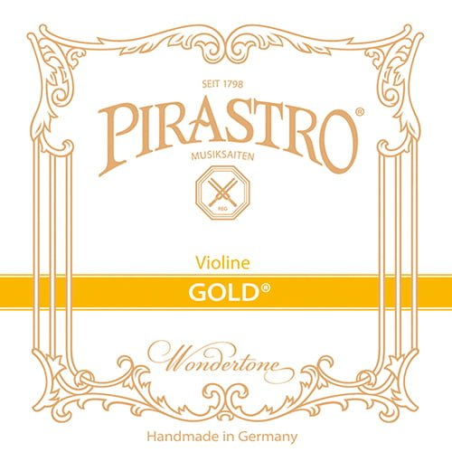 Pirastro Gold Violin Strings