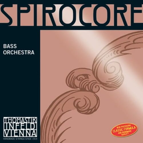 Thomastik Spirocore Solo Double Bass Strings