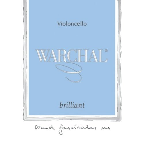 Warchal Brilliant Cello Strings